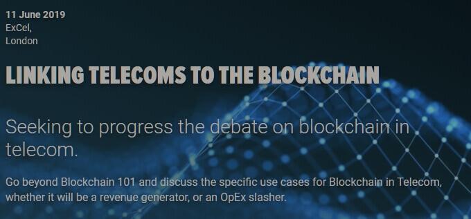 Telco Blockchain Forum Conference