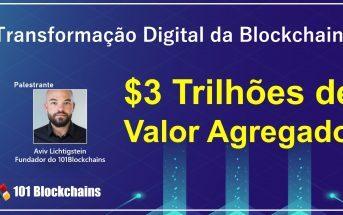 Transformação Digital da Blockchain Uma Apresentação em Power Point