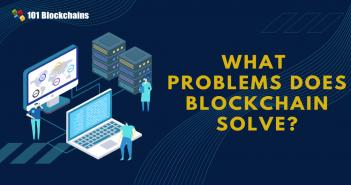 problems blockchain solve