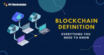 blockchain definition