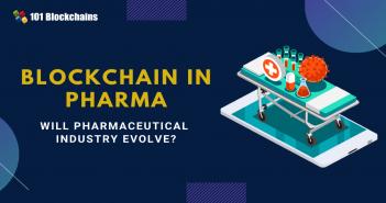 blockchain in pharma