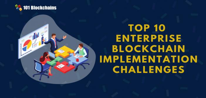 blockchain implementation challenges