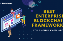 enterprise blockchain frameworks