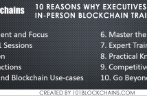 executives need in-person blockchain training