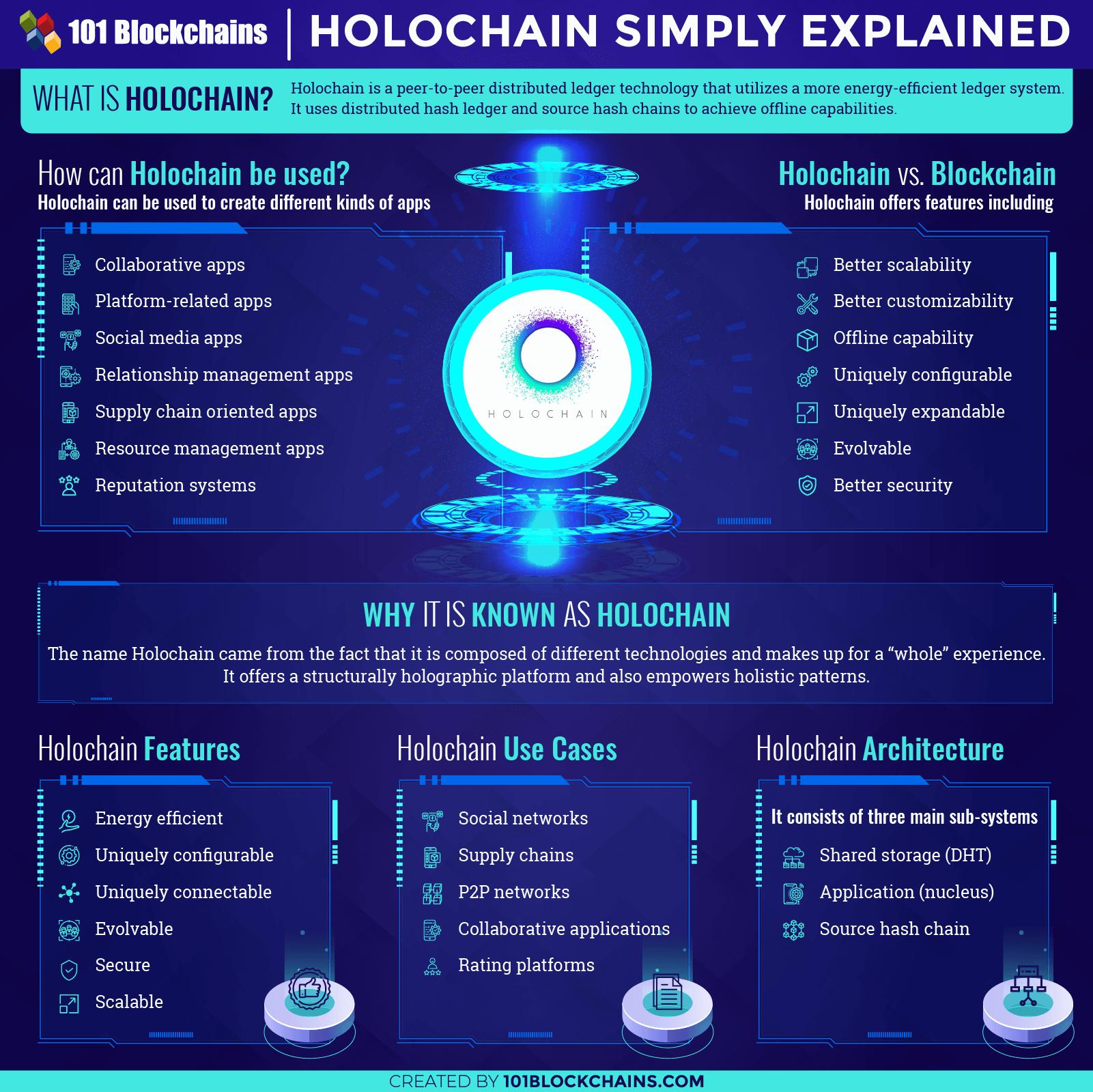 holochain blockchain