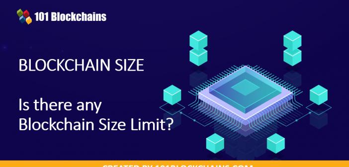 blockchain size limit