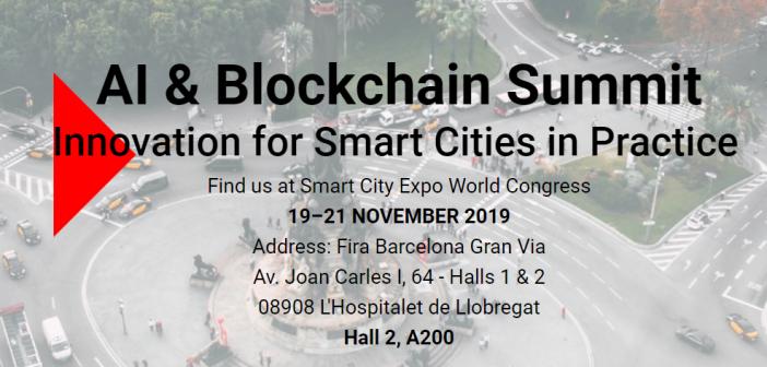blockchain summit spain