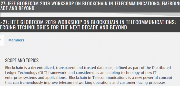 blockchain workshop Waikoloa