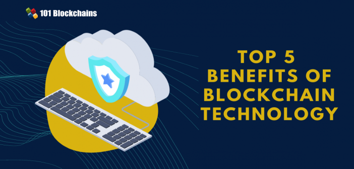 blockchain benefits
