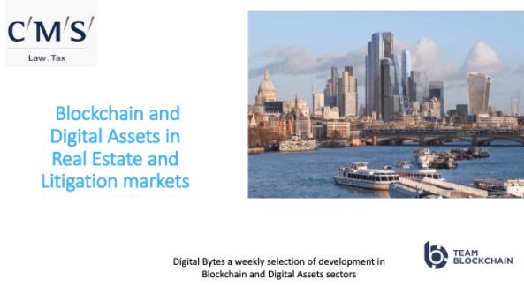 blockchain meetup london