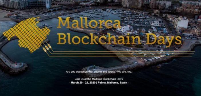 blockchain event spain