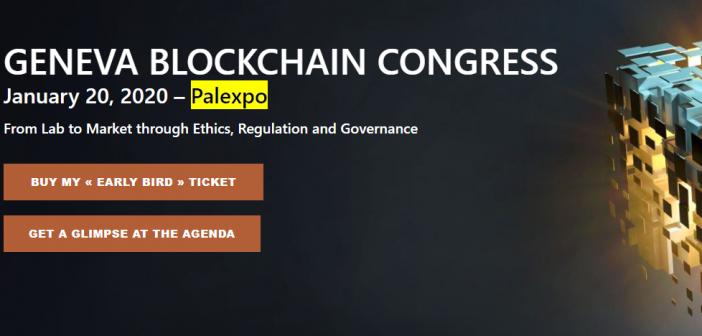 Blockchain event palexpo