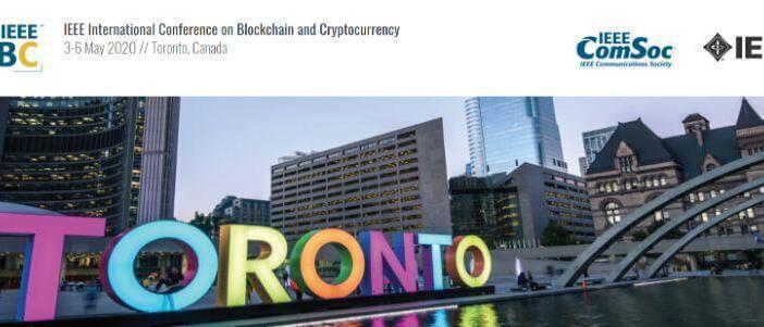 Canada blockchain event