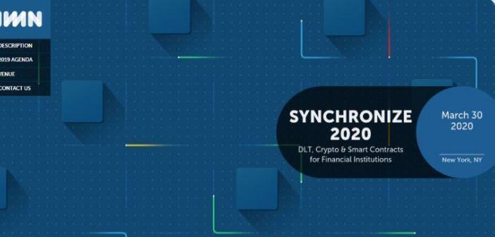 New york conference blockchain