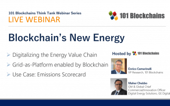 blockchain webinar energy