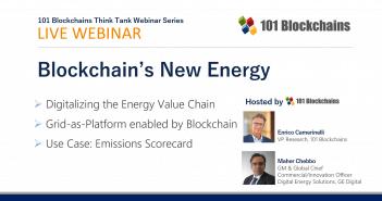 blockchain webinar energy