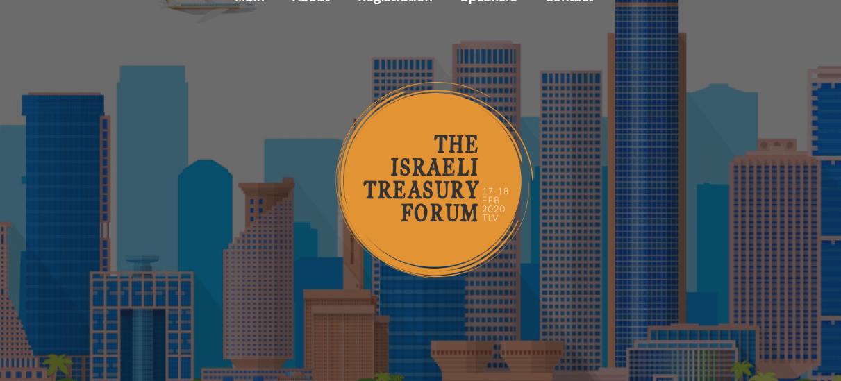 The Israeli Treasury Forum