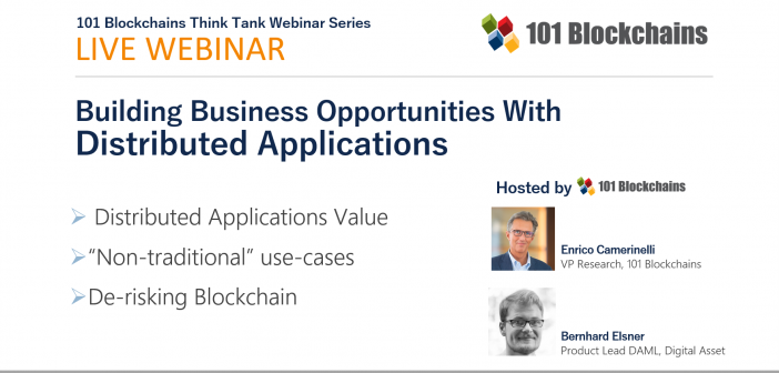 Building Business Opportunities With Distributed Applications