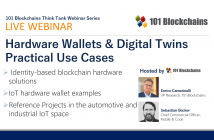 hardare wallets and digital twins webinar