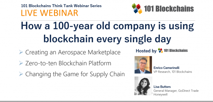 how using blockchain webinar