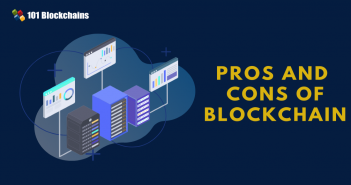 pros and cons of blockchain