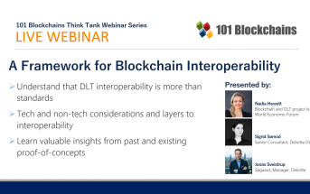webinar blockchain interoperability