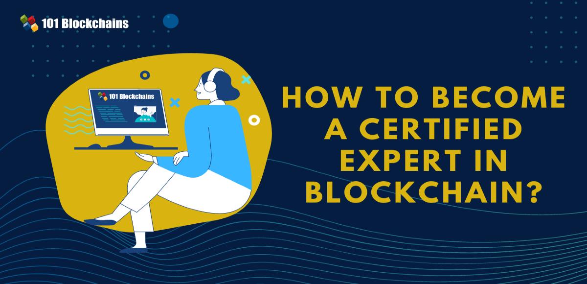 certified expert in blockchain