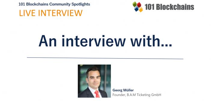 community spotlight Georg Müller Founde, B.A.M Ticketing GmbH