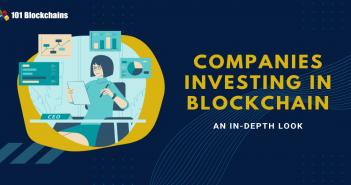 enterprises investing in blockchain