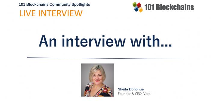 Community Spotlight: Sheila Donohue, Founder & CEO, Vero