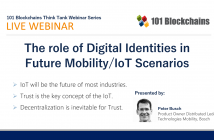 webinar digital identities