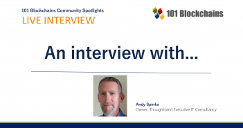 Community Spotlight: Andy Spinks, Owner, Thoughtsand Executive IT Consultancy