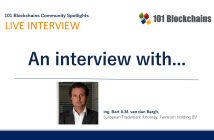 Community Spotlight: Bart van den Bergh, European Trademark Attorney, Twincom Holding BV