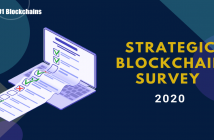 strategic blockchain survey