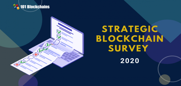 strategic blockchain survey