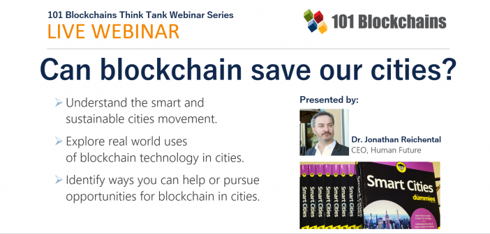 webinar can blockchain save our cities