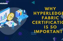 Hyperledger Fabric Certification