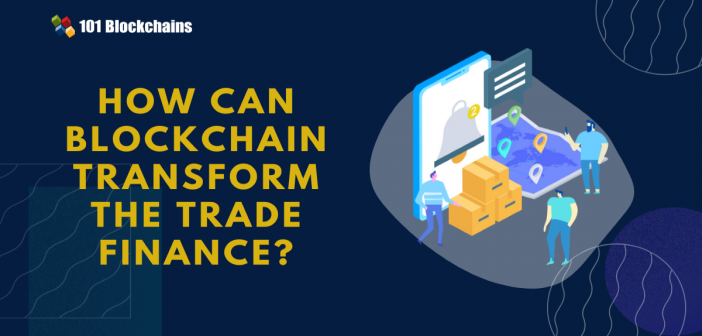 blockchain in trade finance
