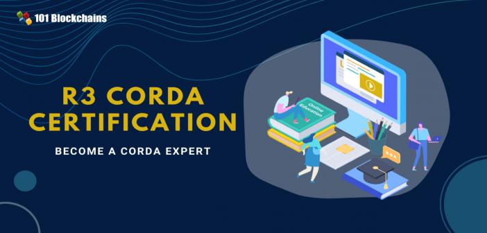 r3 Corda certification