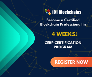 CEBP Blockchain Certification Course