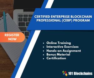 CEBP Certified Blockchain Professional
