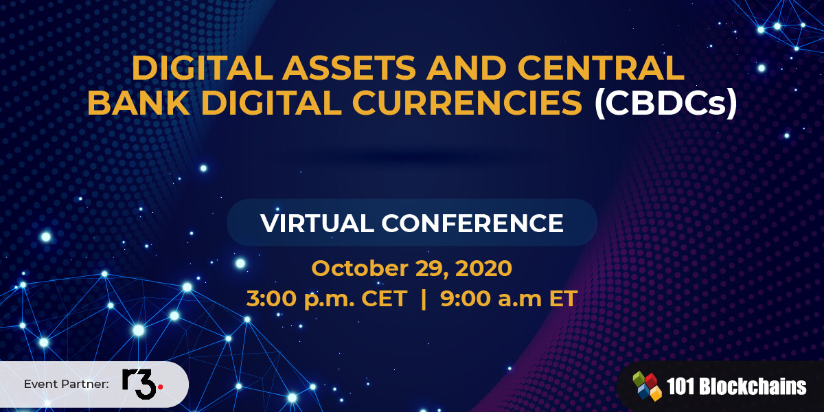 Digital Assets and Central Bank Digital Currencies (CBDCs) Conference