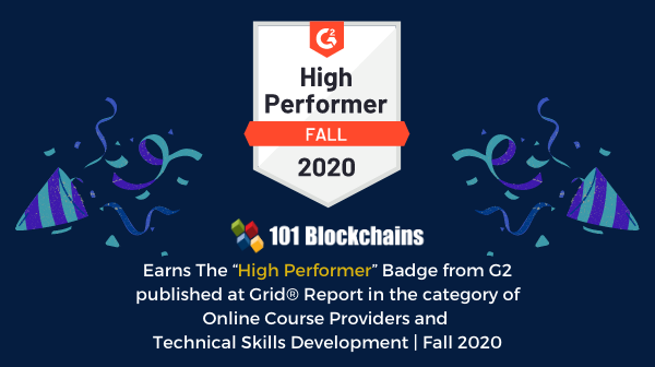 G2 Summer 2020 Reports 101 Blockchains Named as High Performer