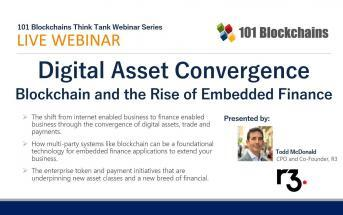Webinar Blockchain and the Rise of Embedded Finance