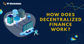 how does decentralized finance work