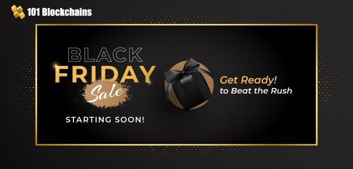 101 Blockchains Black Friday Sale