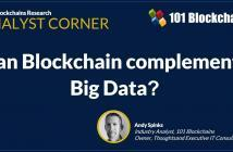 blockchain and big data