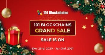 101 Blockchains Grand Sale