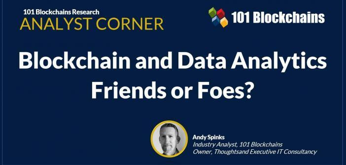 blockchain and data analytics