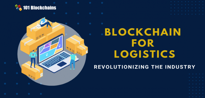 blockchain for logistics